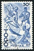 Mujeres togolesas — Foto de Stock