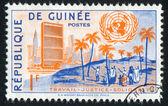Of Guinea — Stock Photo