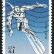 Silver Surfer — Stock Photo