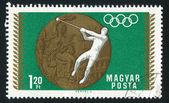 Olimpiyat madalyası — Stok fotoğraf