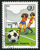 Fotboll — ストック写真