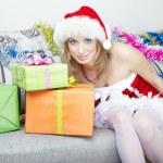 Постер, плакат: Christmas gifts