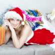 Christmas gifts — Stock Photo #7137582