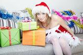 Regali di Natale — Foto Stock