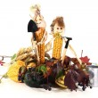 Colourful harvest festival — Stock Photo