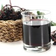 Elderberry juice — Foto de Stock