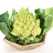Fresh Romanesco broccoli — Stock Photo