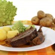 Roast beef — Stock Photo #7649815