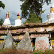 Buddhistic stupa — Stock Photo #7365798