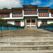 Indian buddhistic monastery - Lizenzfreies Foto