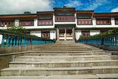 印度佛教修道院 — 图库照片