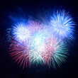 Colorful fireworks — Stock Photo #7398868