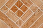 Modèle en bois pour le fond. — Photo