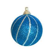 ブルー クリスマス安物の宝石. — ストック写真