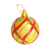 Christmas bauble. — Stock Photo