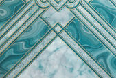 Green marble pattern for backgrounds and textutes. — Stock Photo