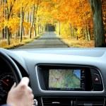 GPS navigation system — Stock Photo