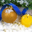 Christmas decorations — Stockfoto #7412415