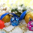 Christmas decorations — Stock fotografie #7412439