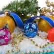 Christmas decorations — Stock fotografie #7412465