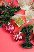 Christmas decor — Stock Photo