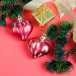 Christmas decor — Stockfoto #7576352
