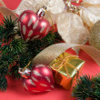 Christmas decor — Stockfoto #7576355