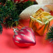 Christmas decor — Stockfoto #7576357