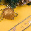 Christmas decor — Stockfoto #7576380