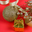Christmas decor — Stockfoto #7668562