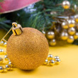 Christmas decor — Stock Photo #7803932