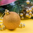 Christmas decor — Stockfoto #7803932