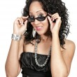 Woman in Sunglasses — Stock Photo #7411157