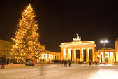 Berlin christmas — Stockfoto