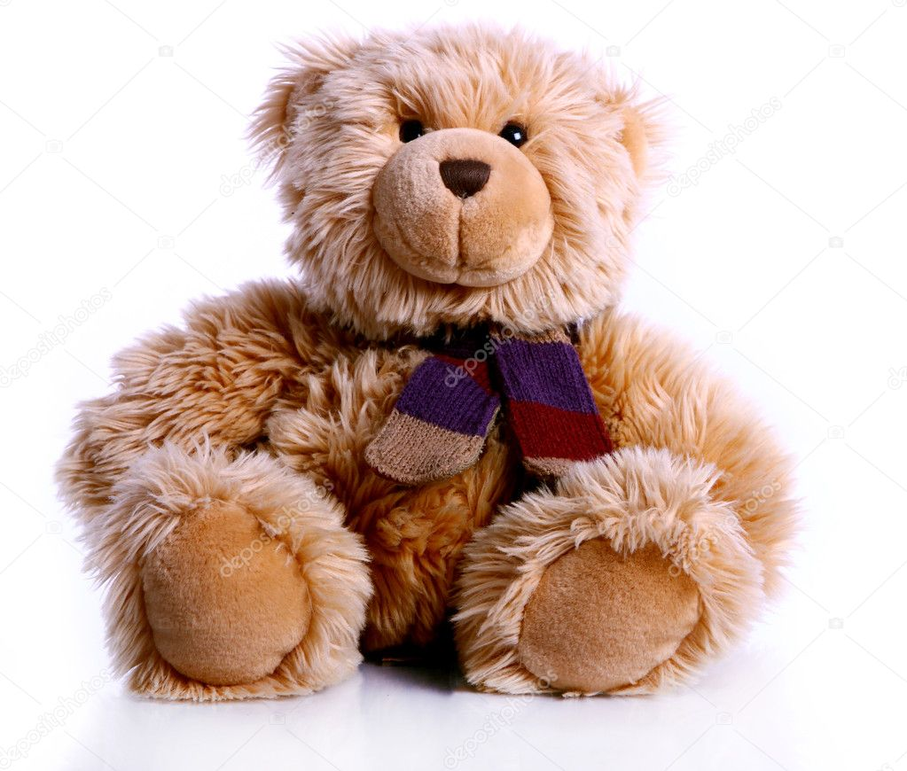 Cute Teddy Bear — Stock Photo #6763711
