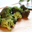 Fresh green broccoli - Stock Photo