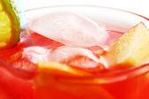 Cocktail di agrumi freschi e freddi — Foto Stock