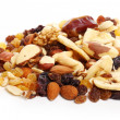 Different dried fruits - Stock Photo