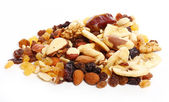 Different dried fruits — Stock Photo