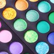 Colorful eyeshadows — Stock Photo #7182273