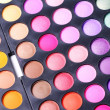 Colorful eyeshadows — Stock Photo #7182276