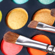 Colorful eyeshadows — Stock Photo #7182284