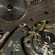 Background of old mechanism - Stock Photo