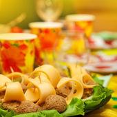 Culinary dish — Stock Photo