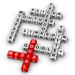 Most Popular Social Networking Sites - Stock Photo