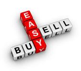 Easy trading — Stock Photo