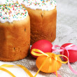 Easter bread — Stock Photo