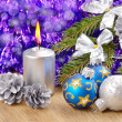 Christmas decorations — Stock Photo #7554413