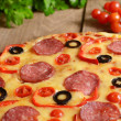 Pizzon table — Stock Photo #7877308