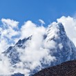 Stock Photo: Himalayas landscape in Nepal